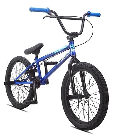 Se Bicycles Wildman Bmx Bicycle Blue 20 One Size