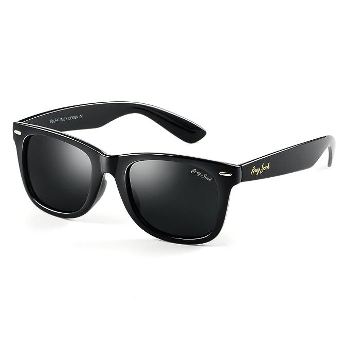 Amazon.com: Grey Jack - Gafas de sol clásicas polarizadas ...