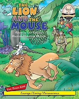 The Lion and the Mouse (Sommer-Time Story Classic Series Book 6)