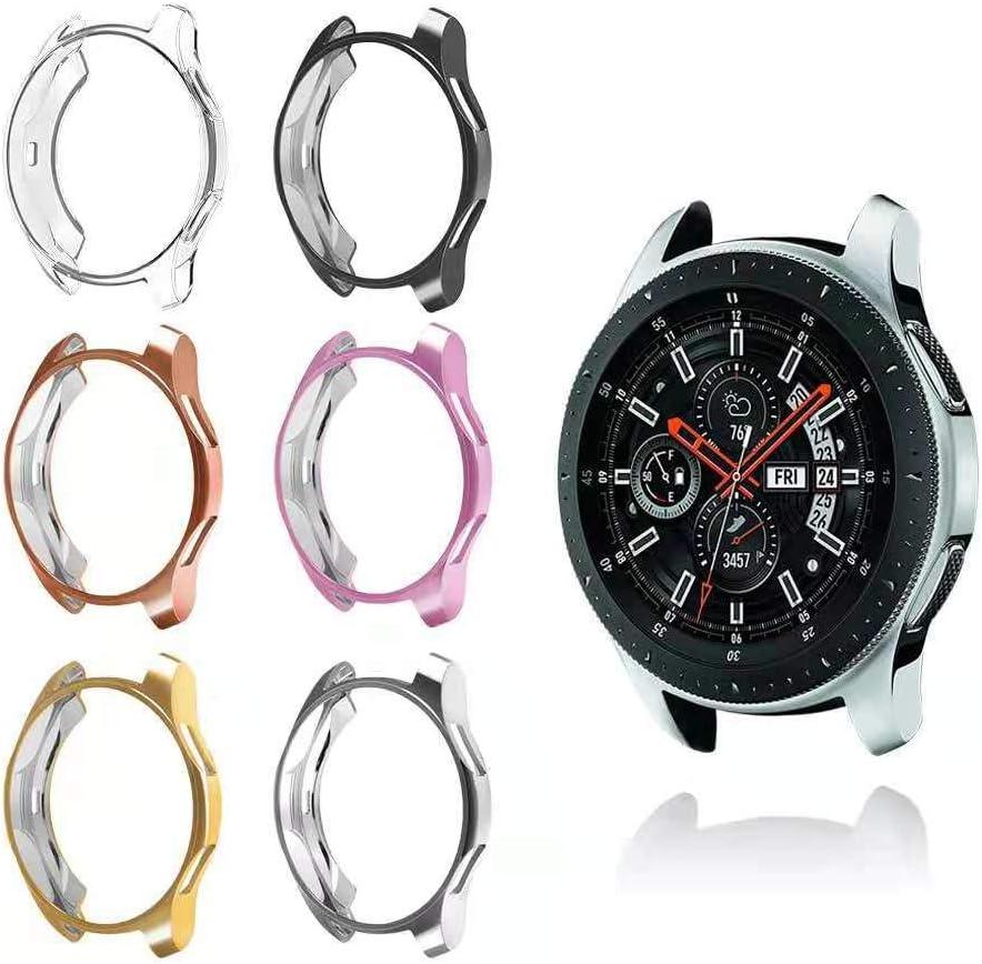 6 Protectores Para Reloj Samsung Galaxy Watch 46mm Sm-r800