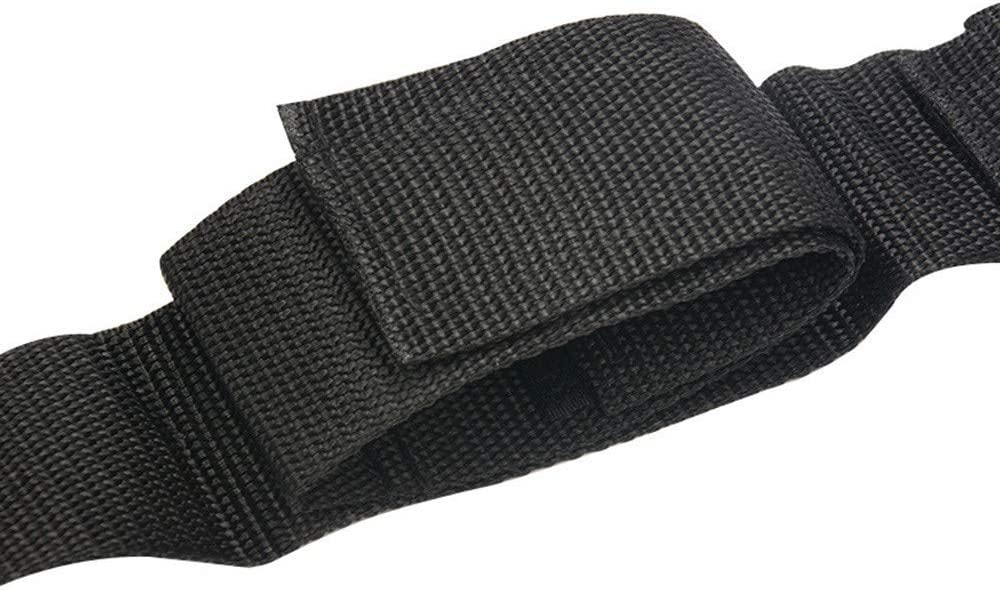 Nylon Bon-da-ge Set-Wrist Ankle Cuffs to Open Your Feet