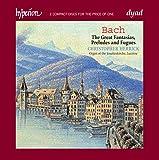 Bach, J.S.: Organ Fantasias, Preludes & Fugues