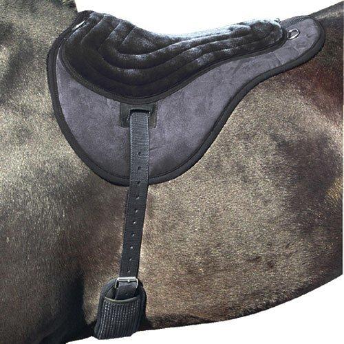 Intrepid International Comfort Plus Bareback Pad, Black