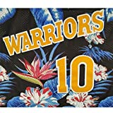 Hardaway Warriors #10 Basketball Jerseys for