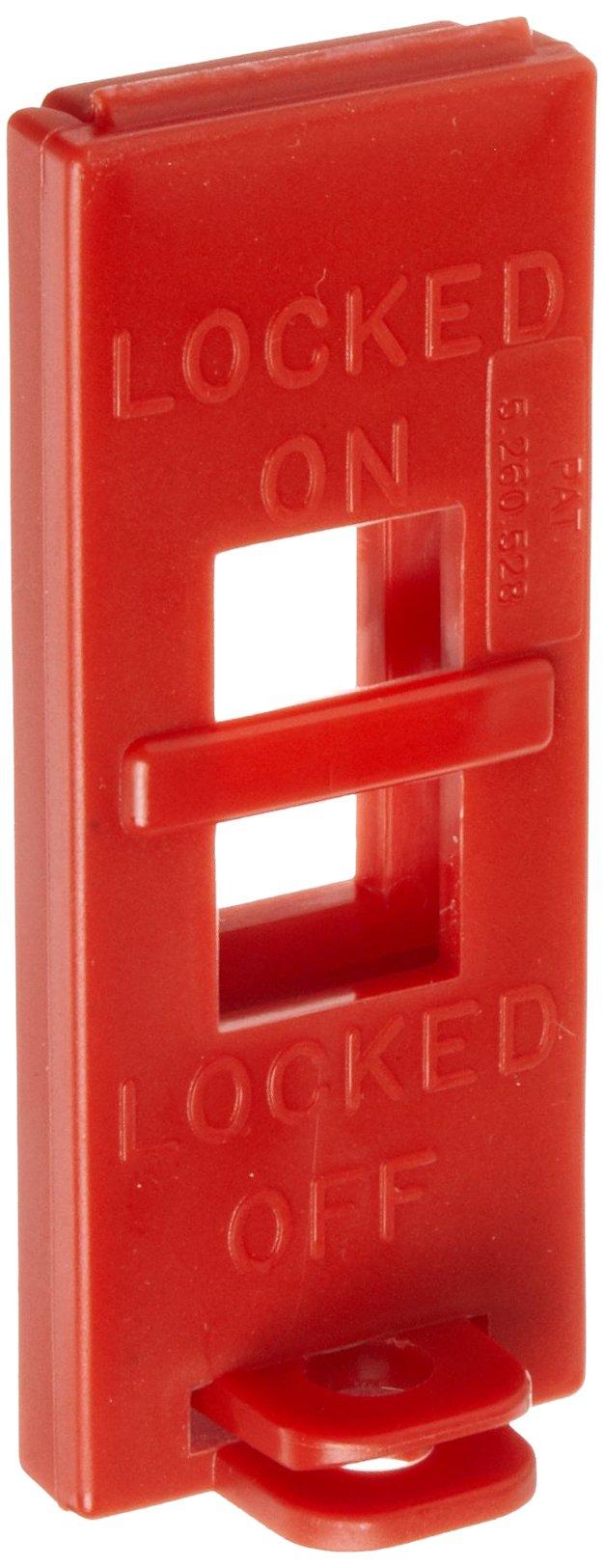 Brady Wall Switch Lockout (Pack of 1)