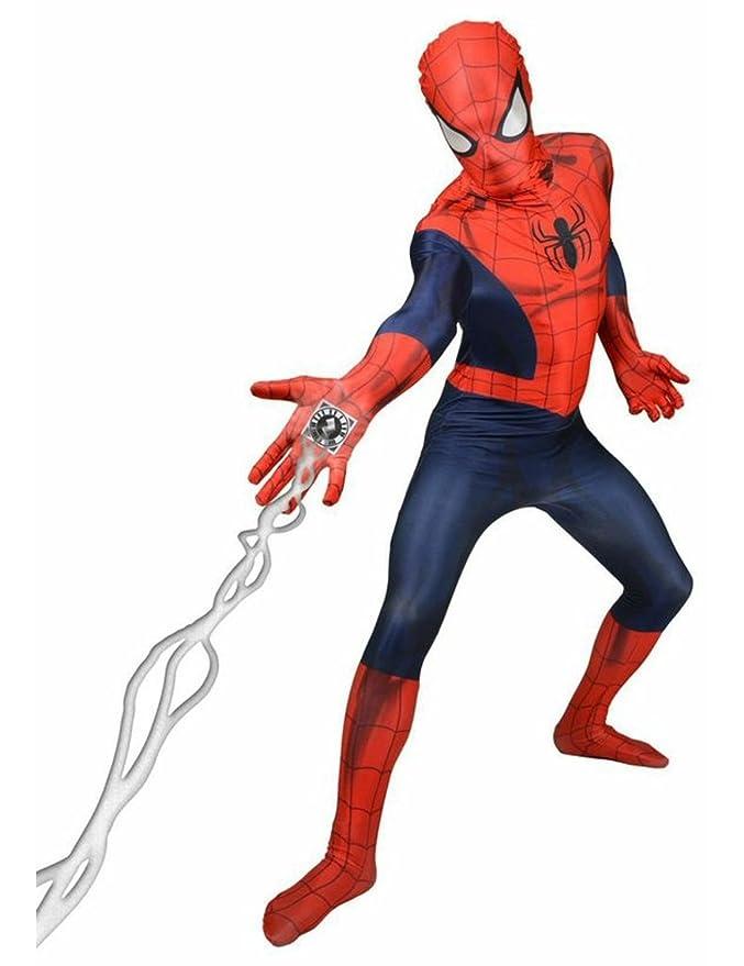 Morphsuits Offizieller Spiderman: Amazon.de: Spielzeug