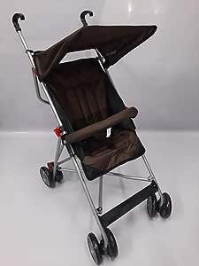 Childcare Baby Stroller BU02 Brown