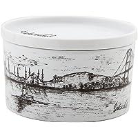 Porland İstanbul Saklama Kabı 590cc, Porselen