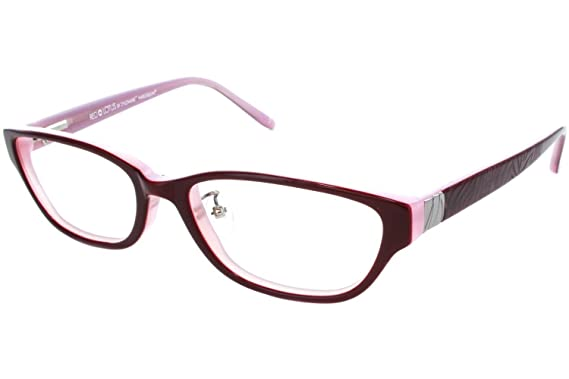 024953698850 Amazon.com  Red Lotus 208z Womens Eyeglass Frames - Berry Pink  Clothing