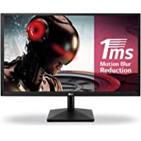 LG 24MK400H-B - Monitor Gaming de 60 cm FHD (23.8 Pulgadas, 16:9, 1920 x 1080, 1 MS, 300 CD /m2) Negro Mate