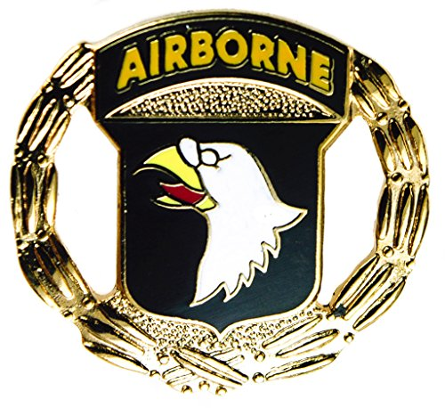 101st Airborne Division Us Army Hat Lapel Pin 1 1/8