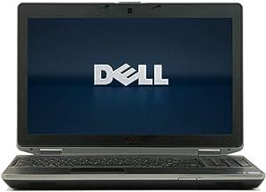 2018 Dell Latitude E6530 15.6in Notebook Intel Core I7-3520M up to 3.6G,DVD,8G RAM,240G SSD,USB 3.0,VGA,HDMI,Win 10 Pro 64 Bit,Multi-Language Support English/Spanish (Renewed)