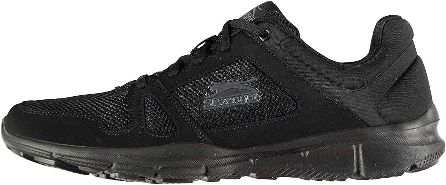 Slazenger Force Mesh Chaussures De Course Hommes