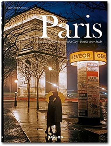 Book Paris: Portrait of a City