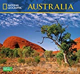 National Geographic Australia 2018 Wall Calendar
