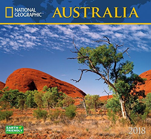 - National Geographic Australia 2018 Wall Calendar