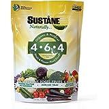 Sustane 4645lb Fertilizer, 5 lb, Brown