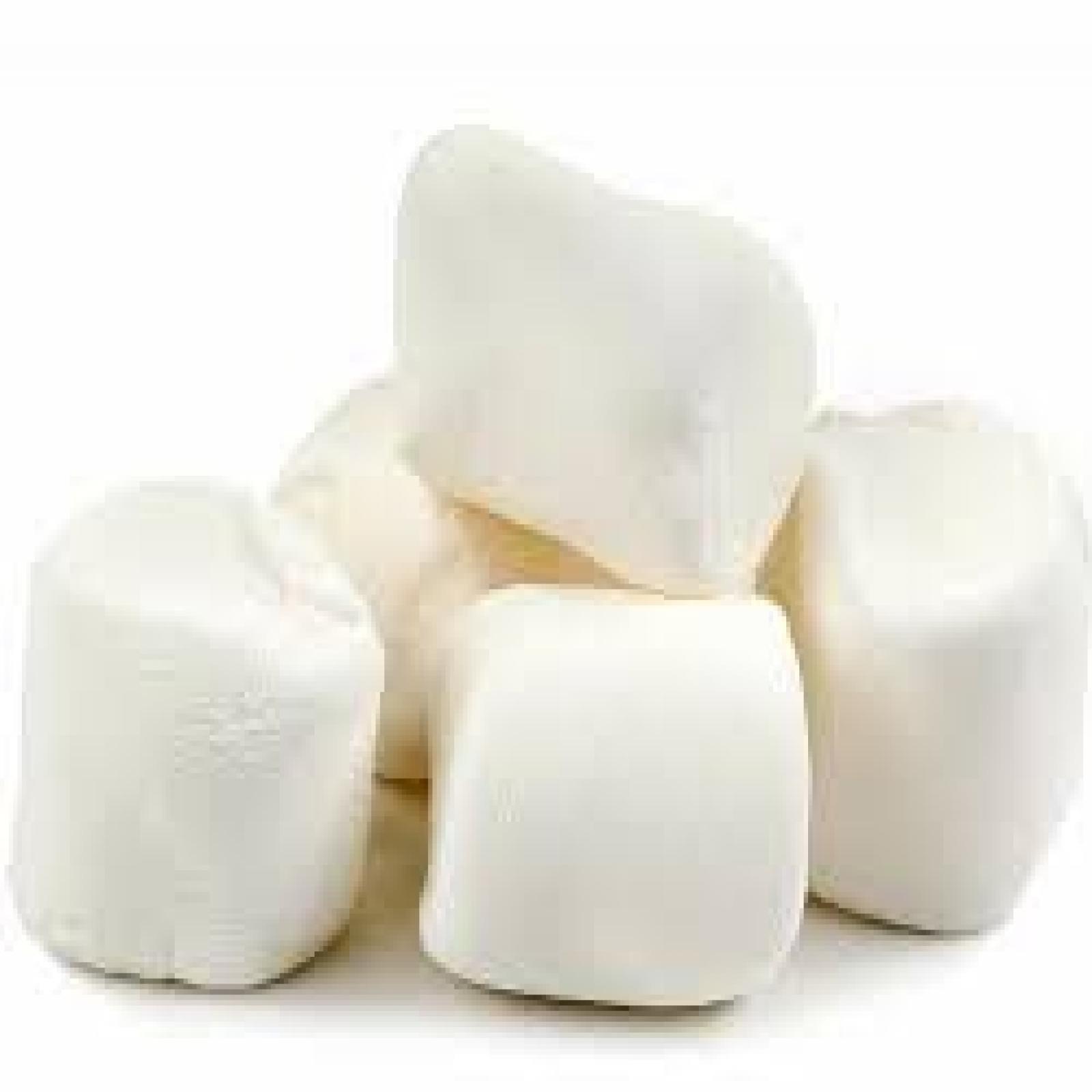 Marshmallow Large White - 14Lbs