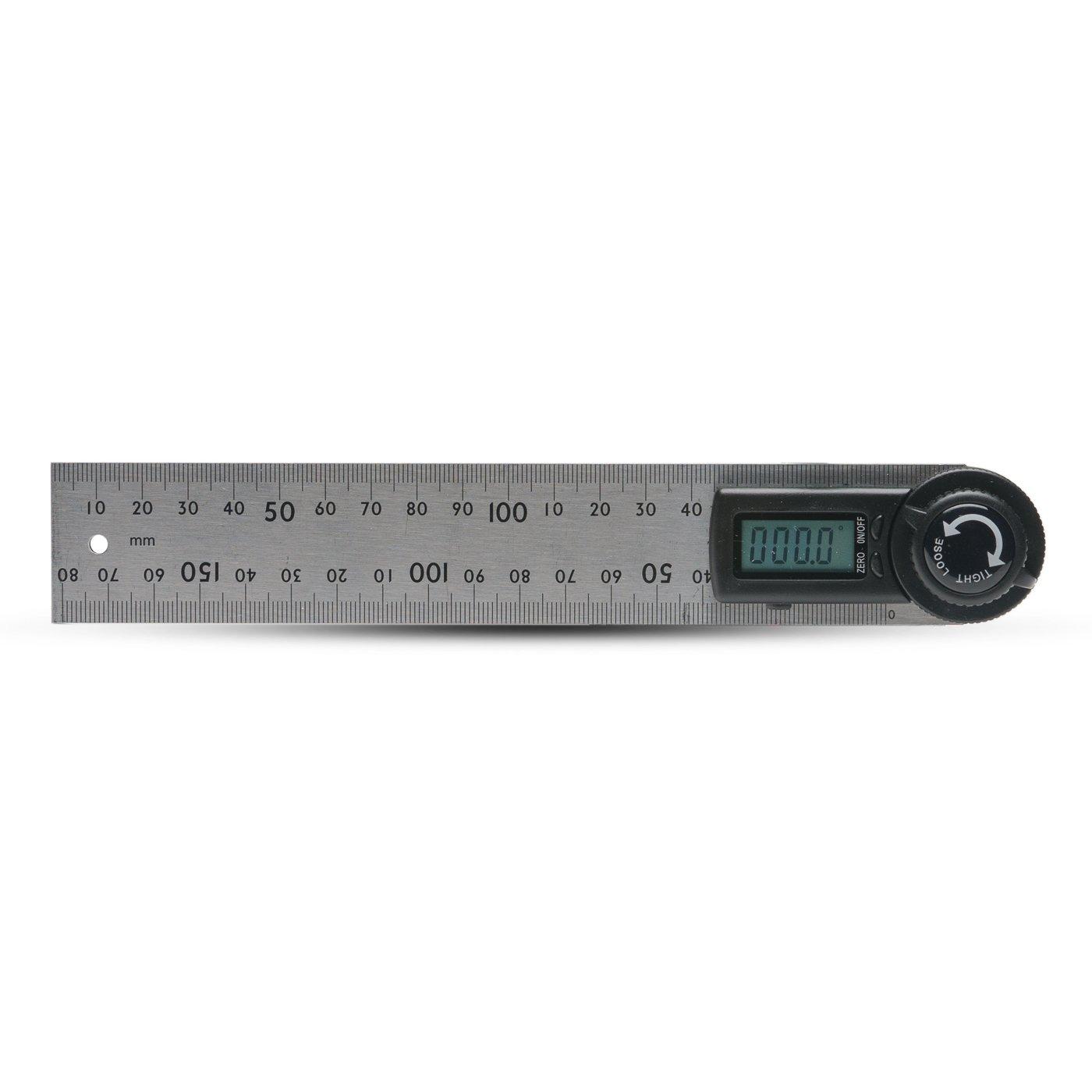 Ada Instruments Angleruler 20//30//50/Digital Rapporteur Angle R/ègle