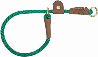 product image for Mendota Pet Pro Trainer Slip Collar - Made in The USA - Kelly Green, 18 inch