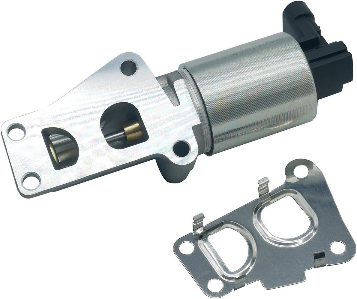 NFSpeeding AGR-Ventil 024445720 5851586 Abgasr/ückf/ührsventil Abgasr/ückf/ührung