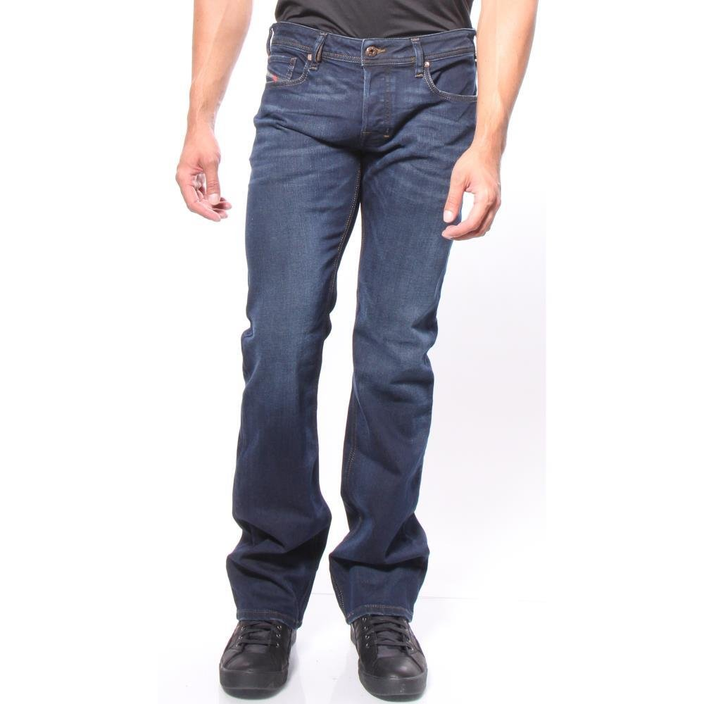 Diesel mens ''Boot-Cut'' Stretch Jeans ZATINY 0857Z darkblue (33/30)