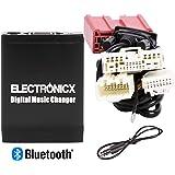 Adaptador de radio para coche manos libres bluetooth USB SD AUX MP3 CD New Mazda Mazda