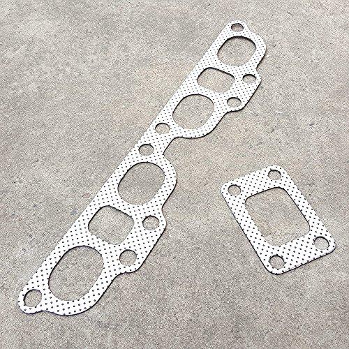 Nissan Sr20det Manifold - Turbo Exhaust Manifold Gasket for NISSAN SILVIA S13 S14 S15 SR20DET 180SX 200SX