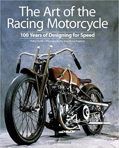 Book The Art of the Racing Motorcycle