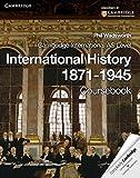 Cambridge International AS Level International History 1871-1945 Coursebook