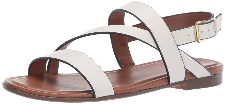 Alabaster Naturalizer Womens Tru Flat Sandal