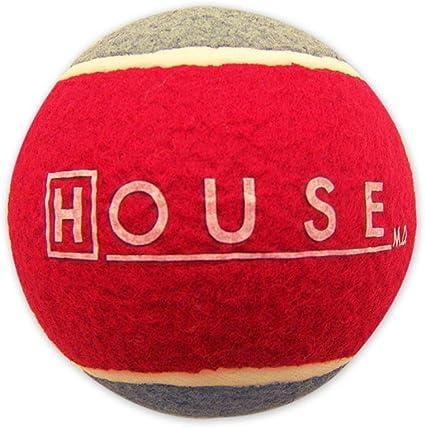 NBC - Pelota de tenis grande de dr. House (juguete): Amazon.es ...