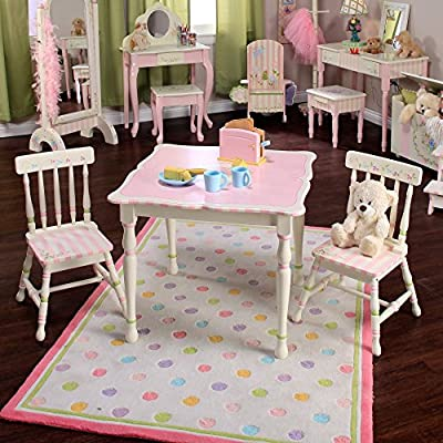 Fantasy Fields Bouquet Table and Chair Set