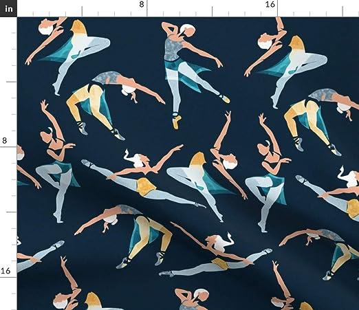 Dancer Ballerina Ballet Ballerinas Navy