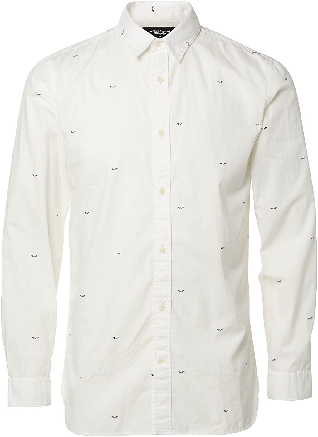 Selected Antonio Banderas Camisa Blanca