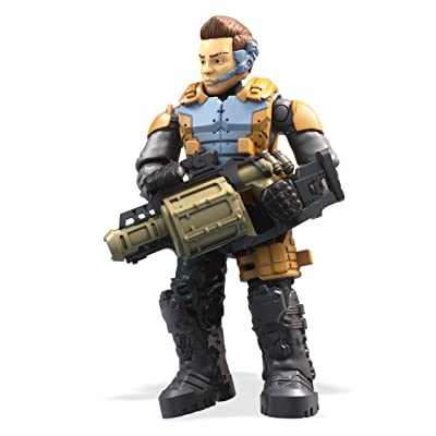 Mega Construx Call Of Duty BO3 Battery Building Set: Toys & Games