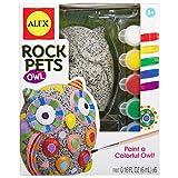 ALEX Toys Craft Rock Pets Owl, Multi