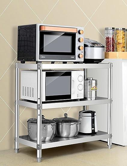 LZ-SNAIL Accessori da cucina Mensola Per Il Ripiano Multifunzione ...