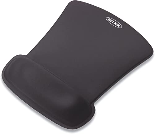 BelkinWaveRest Gel Mouse Pad, Black (F8E262-BLK)