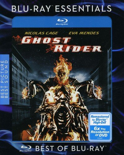 Blu-ray : Ghost Rider (, Dubbed, Dolby, AC-3, Repackaged)