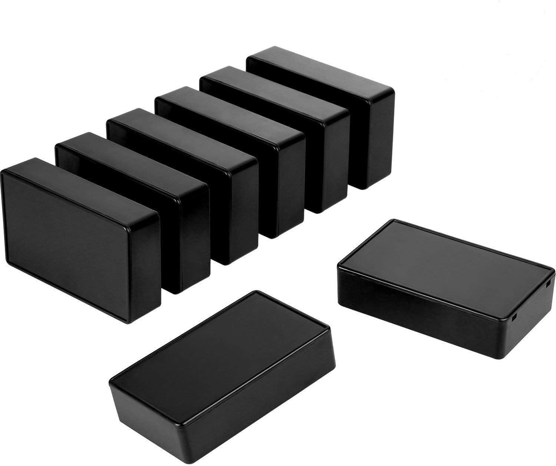 8 Piezas Plástico Impermeable Caja de derivación para Proyecto ...