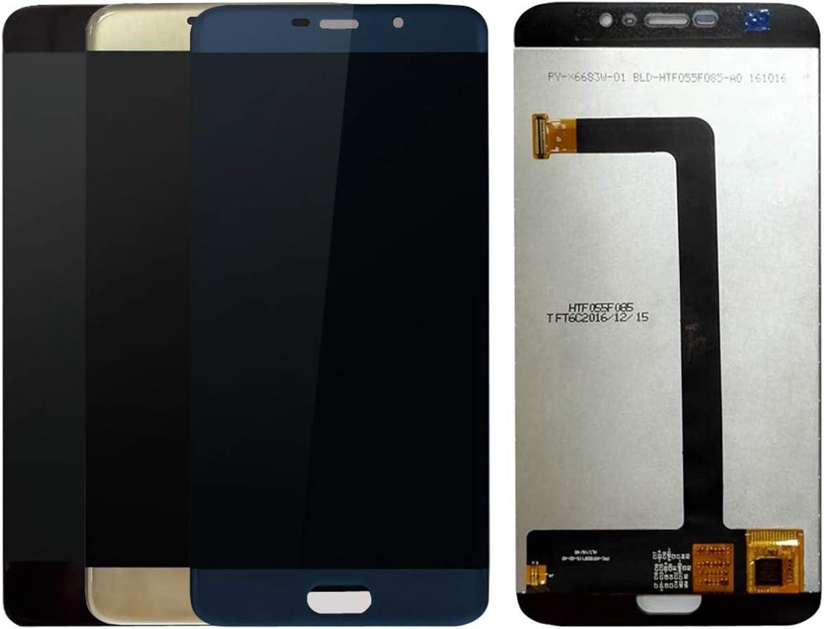 para Elephone S7 Pantalla de teléfono móvil montada Pantalla de ...