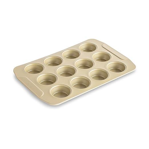 Muffin Chapa Bea (41 x 26,8 2,3 cm) en oro de Sprin glane Kitchen ...