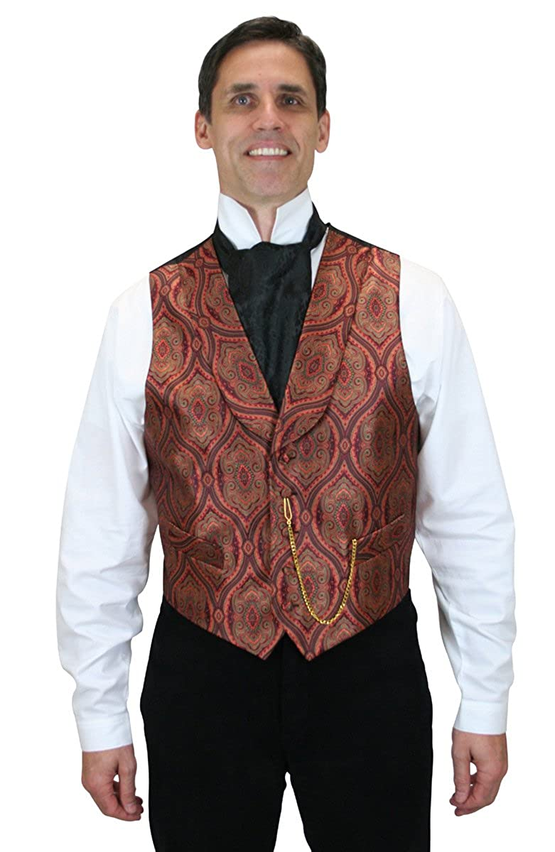 Historical Emporium Men's Kingsley Dress Vest 005814