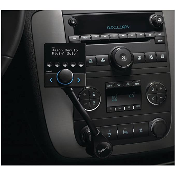 amazon com audiovox xm snap xsn1v1 xm satellite radio receiver with rh amazon com SiriusXM Car Installation Pictures XM Snap Antenna Magnetic Mount