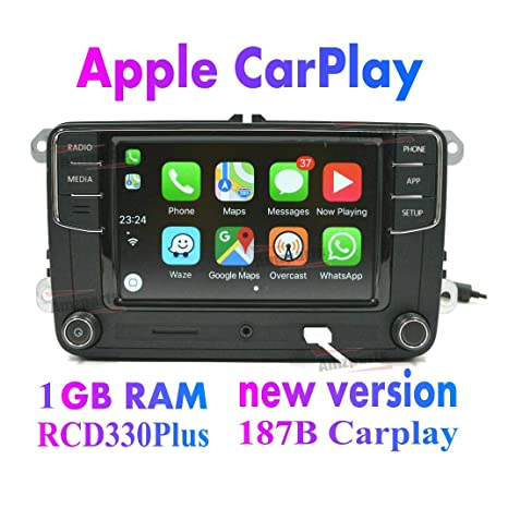 Amzparts RCD330 RCD330G Plus CarPlay App 6 5