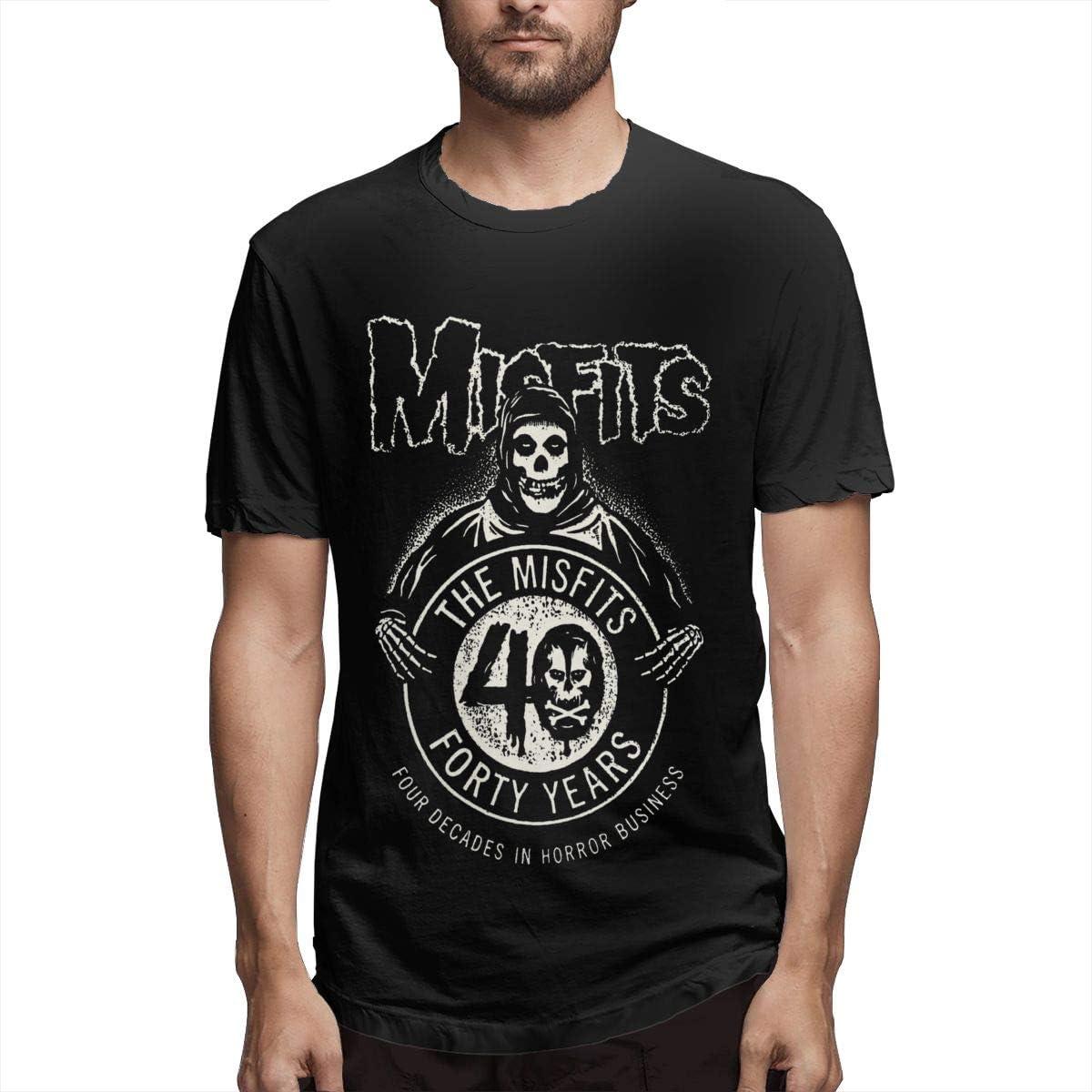 Misfits Obey - Camiseta de manga corta para hombre : Amazon.es