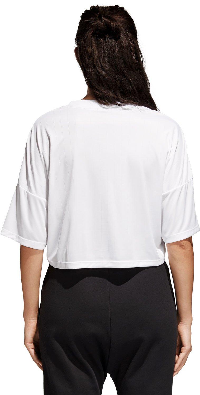 Originals Ab219 Femme Adidas Avec Trèfle T Shirt Pour q0A4TY