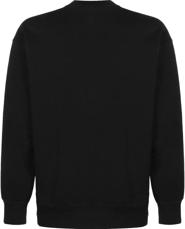 Levi's® Authentic Logo Sweater Schwarz