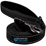 Max and Neo Reflective Nylon Dog Leash - We Donate a Leash to a Dog Rescue for Every Leash Sold